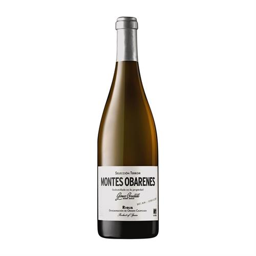 Gomez Cruzado Montes Obarenes Seleccion Terroir 2016 Rioja Blanco 75cl Image 1