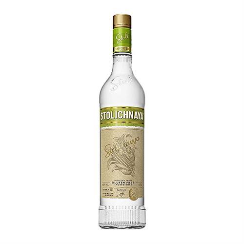 Stolichnaya Gluten Free Plain Vodka 70cl Image 1