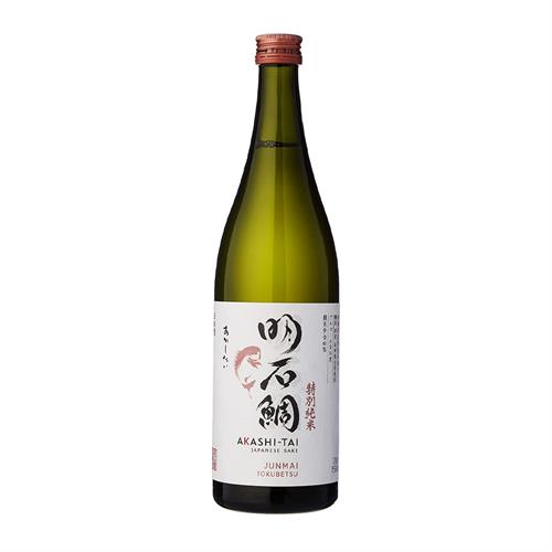 Akashi-Tai Junmai Tokubetsu Sake 72cl Image 1