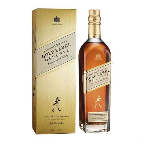 Johnnie Walker Gold Label Reserve 70cl Image 1
