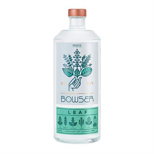 Conker Spirit Bowser Leaf 0% Alcohol Free 70cl Image 1
