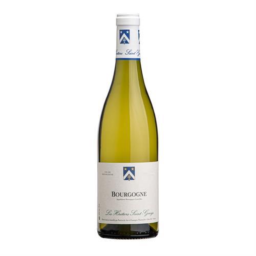 Les Heritiers Saint-Genys Bourgogne Blanc 2018 75cl Image 1