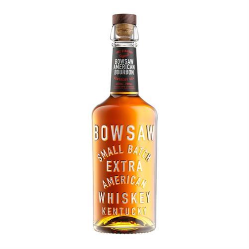 Bowsaw Small Batch Bourbon 40% 70cl Image 1