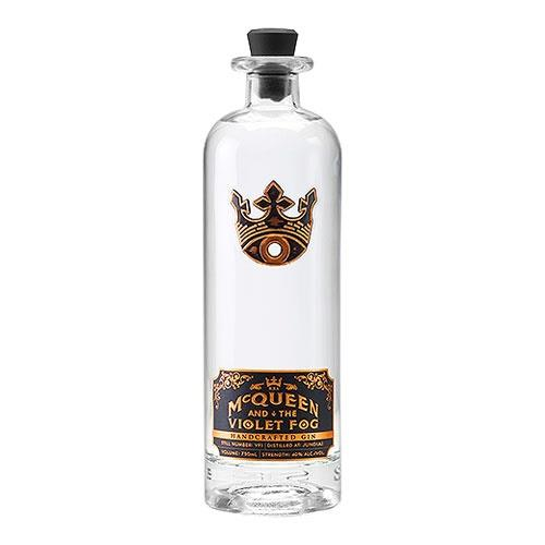 McQueen And The Violet Fog Gin 70cl Image 1